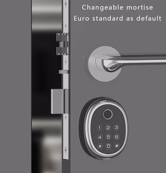 Keyless Entry Door Lock Sets Contact Us Whatsapp 86 180 2409 2130 Entry Door Locks Smart Door Locks Door Handle Design
