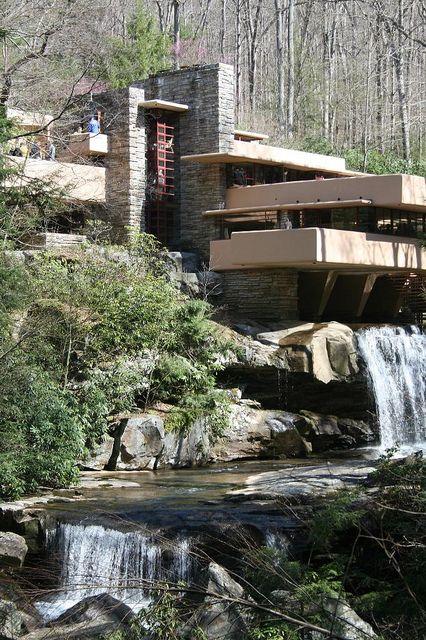 Best 25 Falling water house ideas on Pinterest Falling water