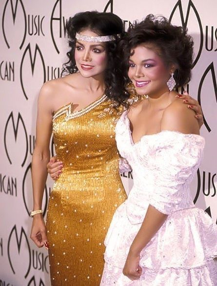 LaToya & Janet Jackson