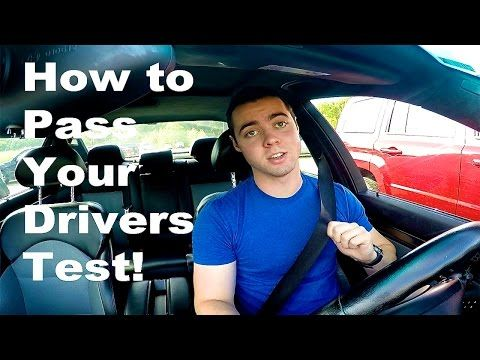 How to Pass Your Drivers Test - The Secrets! - YouTube