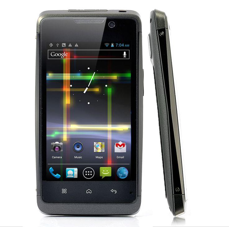 """El """"AquaPhone"""" es un smartphone resistente al agua y al polvo hecho de materiales de alta calidad y con un diseño moderno. Imagínese, usted está en su bicicleta, teléfono en el bolsillo y de repente empieza a llover. O tal vez usted está en el baño y el teléfono caer en el inodoro o fregadero. Hay muchas posibilidades de que su smartphone se daña por el agua. Bueno, aquí está la solución perfecta para usted. El AquaPhone es a prueba de polvo y agua!"""