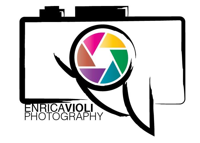 "Logo ""EV Photography"" BLACK - © Gianfranco Nicoletti 2013"