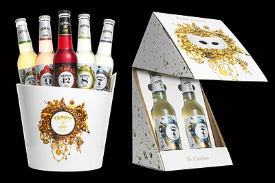 More packaging for Tempt Cider