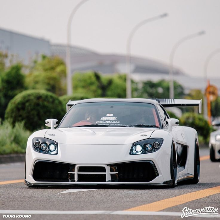 Pin by sun eater🇧🇸 on Cars Stance nation, Rx7, Car
