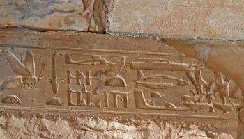 MYSTERY AT ABYDOS AND THE ANCIENT FLYING CRAFTS