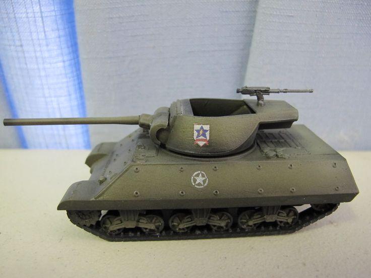 Armor Fast 1:72 M36 Jackson by Mokanaman