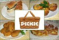 Picnic ricette. Adesso che iniziano le belle giornate è sempre piacevole fare un picnic, quindi ho pensato di proporvi alcune ricette che potete mettere nel vostro cestino. Picnic ricette – scampagnata ricette – gita fuori porta ricette – pranzo al sacco Vi ricordo che potete seguire il mio blog