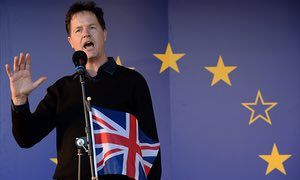 General election 2017: Clegg says Brexit is already costing families ...  He said it was a mistake to think Brexit could be good for the UK. .... about Theresa May's plans for Brexit is what immigration policy her government would adopt.  #UnitedSolicitors #Immigration