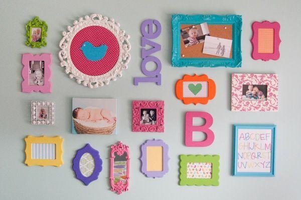 O primeiro quarto de uma menina | Quarto de bebê – Decoração, bebês, gravidez e festa infantil