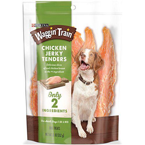 Beingdogs Com Purina Waggin Train Chicken Jerky Tenders Dog