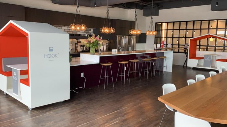 Proximity And Nook Pod Announce Collaboration To Give Coworkers A