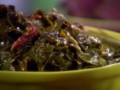 Get this all-star, easy-to-follow King's Greens recipe from Sunny Anderson