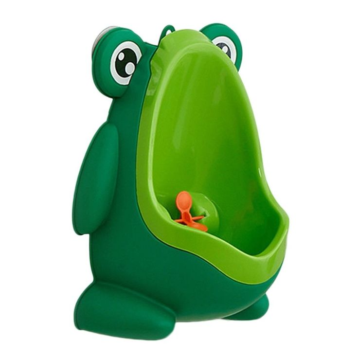 Frog Boy Kids Toilet Training Children Potty Pee