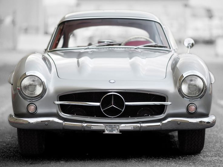1955 mercedes benz 300 sl alloy gullwing monterey 2015 for Mercedes benz of monterey monterey ca