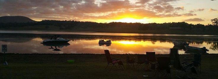 Lake Moogerah Caravan Park - Caravan Park Accommodation Lake Moogerah