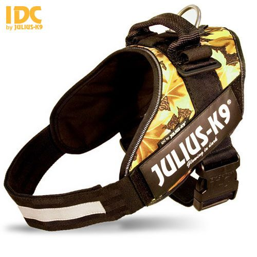 Julius K9 harness is a famous and most preferred because you can easily get them from any place.