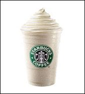 Cafe Vanilla Frap from Starbucks with only a fraction of the calories, and making it yourself is a lot of money saved!!