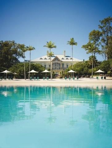2014 - Hyatt Regency Sanctuary Cove weekend away