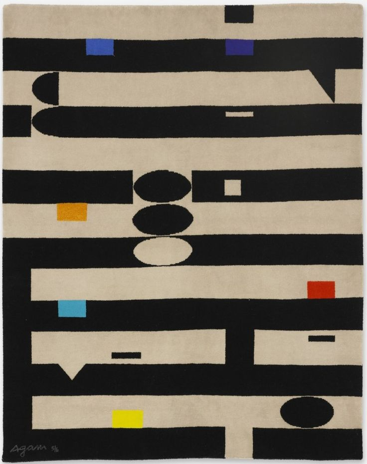 Find This Pin And More On Rugs. Mid Century Modern ...