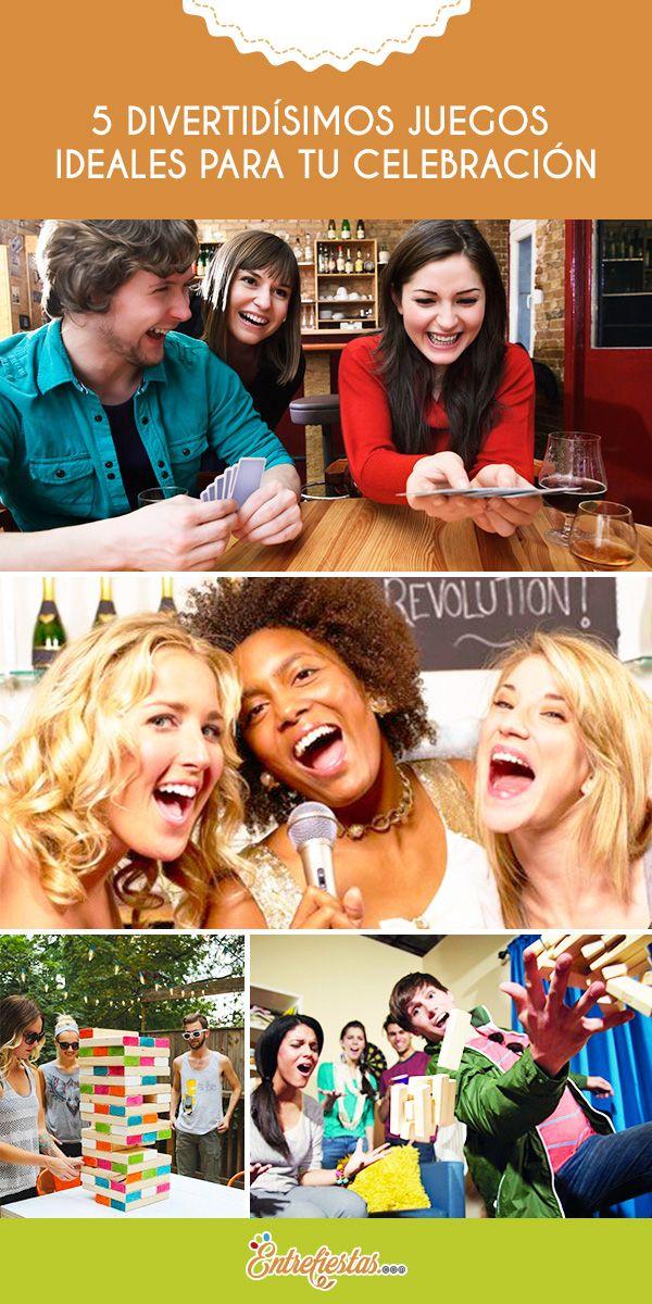 ¿Estás buscando ideas para entretener a tus invitados en tu próxima celebración? Entonces no puedes dejar de leer el siguiente artículo que te mostrará cinco divertidísimos juegos que no solo te ayudarán a romper el hielo entre tus amistades sino que garantizarán una velada única e inolvidable.