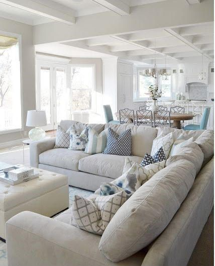 Image Result For Hamptons Style Lounge Room House In