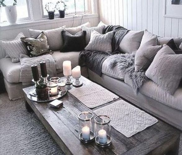 58 best Déco images on Pinterest | Living room, Apartment ideas and ...
