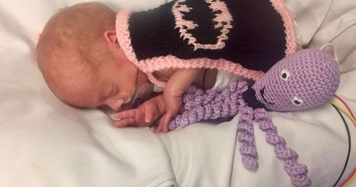 It's World Prematurity Day today and the Rotunda is celebrating in the best way possible