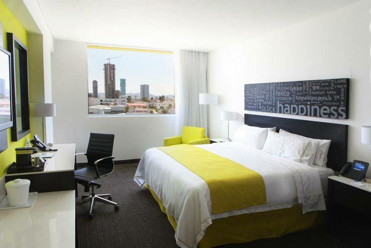Habitacion sencilla Holiday Inn Express & Suites Angelopolis