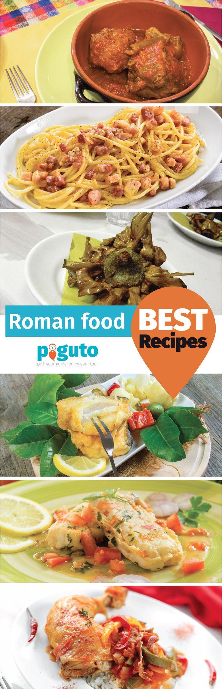 The best roman dishes: the cradle of Italian cuisine