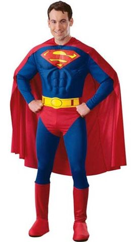 Superman Halloween Costumes