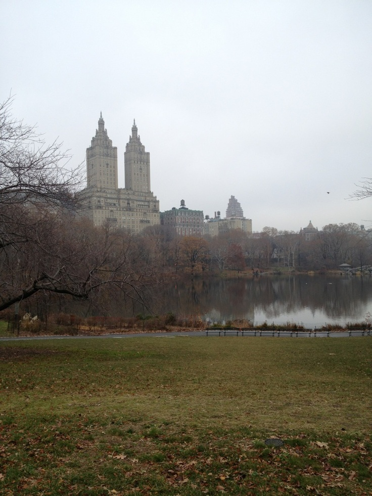 View of the Gost Busters movie film Towers | Central Park Photos