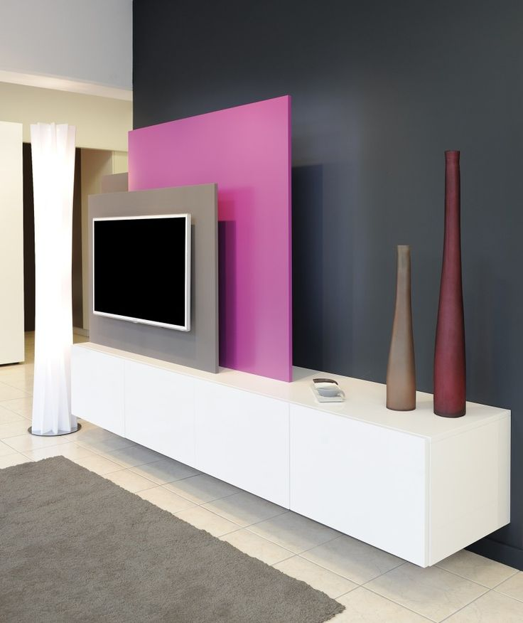les 25 meilleures id es concernant meuble tv home cinema. Black Bedroom Furniture Sets. Home Design Ideas