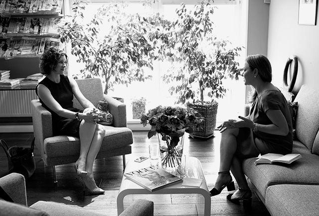 Интервью Buro 24/7: Алена Долецкая, Interview