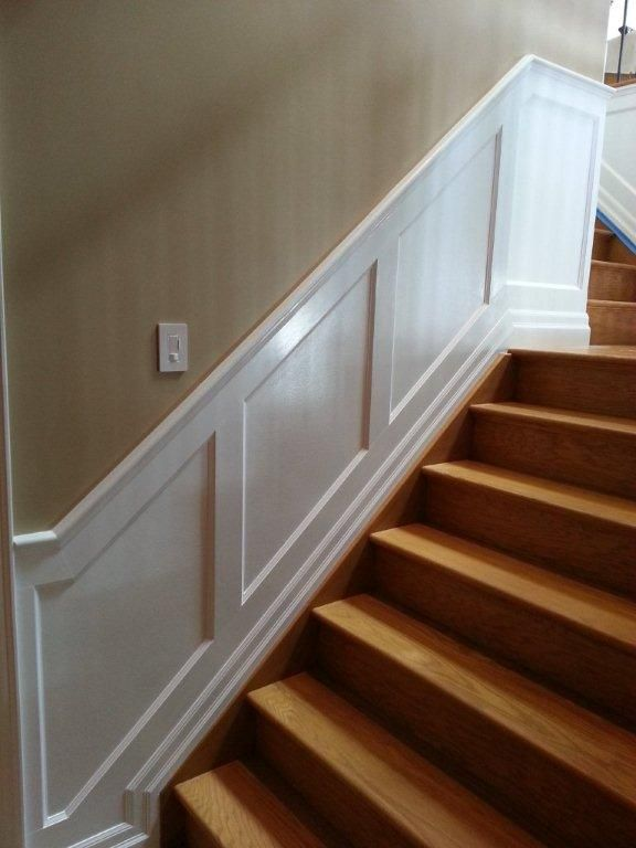 87 Best Wainscoting Images On Pinterest Panelling