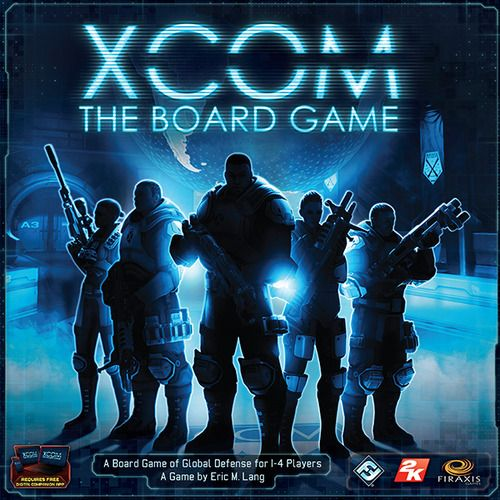 XCOM: The Board Game | Image | BoardGameGeek