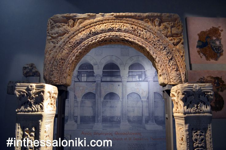 ● Byzantine religious architecture is one of the most impressive themes of the museum. The visitor has the opportunity to understand how the actual temples and other structures looked because of the extremely helpful visual representation! Visit: http://www.inthessaloniki.com/museum-of-byzantine-culture  ● Ελληνική Έκδοση http://www.inthessaloniki.com/el/mouseio-byzantinou-politismou-thessalonikis    ● #thessaloniki #travel #greece #museum #byzantine #culture #byzantino #mouseio