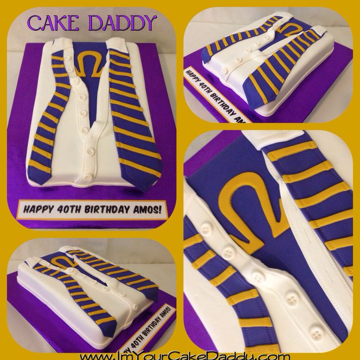 Dallas Baptist University Birthday Cake