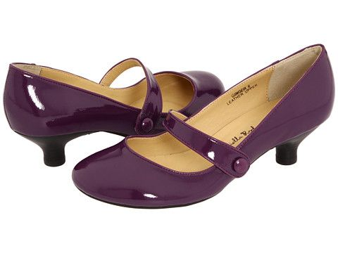 Gabriella Rocha ~ Ginger in  Purple Patent Leather - 6pm.com
