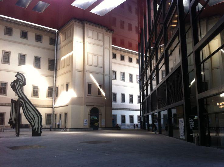 Museo Reina Sofia a Madrid