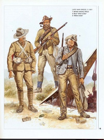 The Boer Wars (2) - 1898 - 1902.