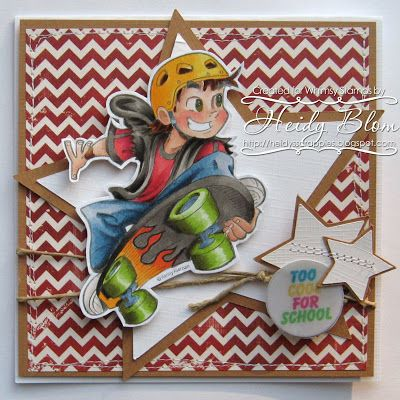 Whimsy Inspirations Blog: Airborne