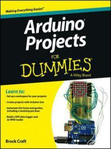 Arduino Projects For Dummies Pdf Download e-Book