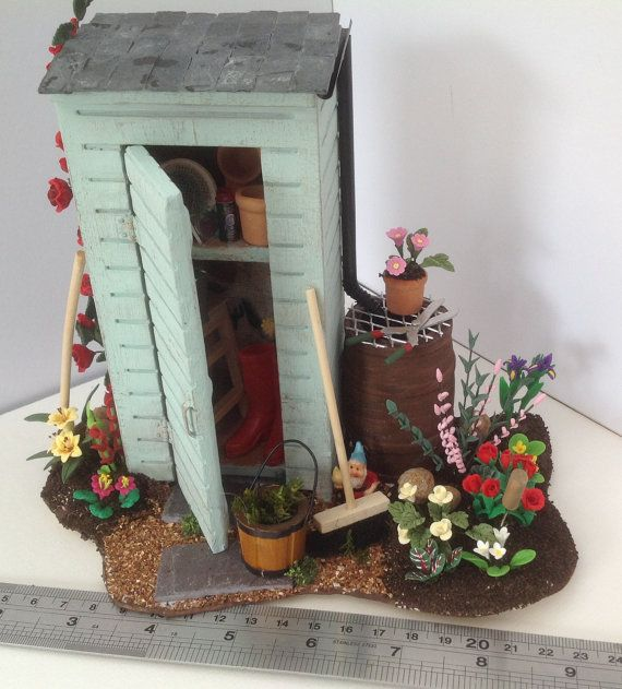 1000 Images About Miniature Garden Scenes On Pinterest