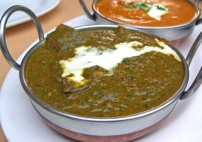 I will find the perfect saag recipe or perish