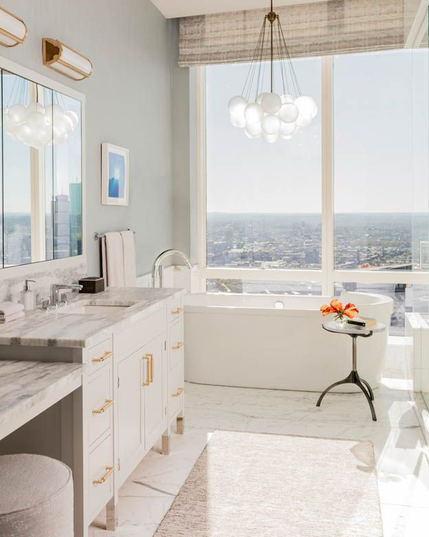 Favorite Furnishings Bubble Chandeliers Bathrooms