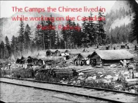 Chinese and the Canadian Pacific Railway