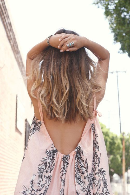 Love the length, the way its colored, Everything! Love it!