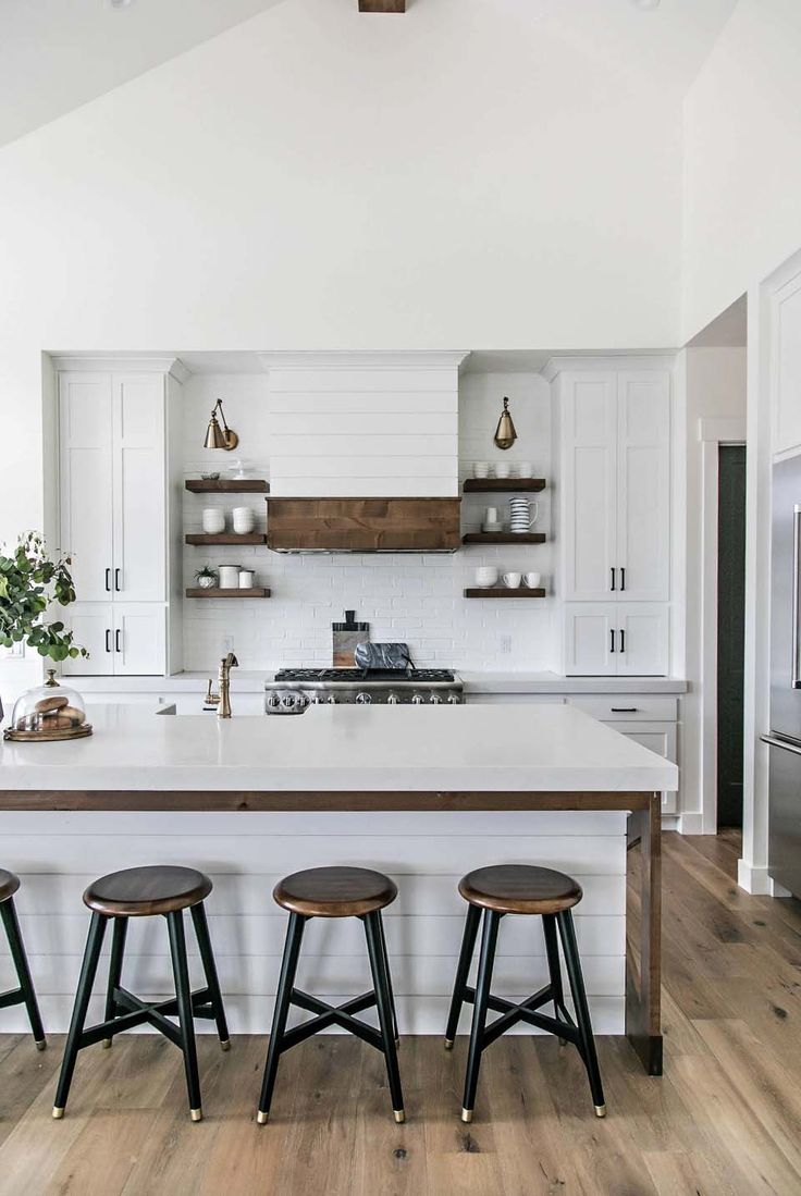 252 best Kitchen Ideas images on Pinterest | Industrial kitchens ...