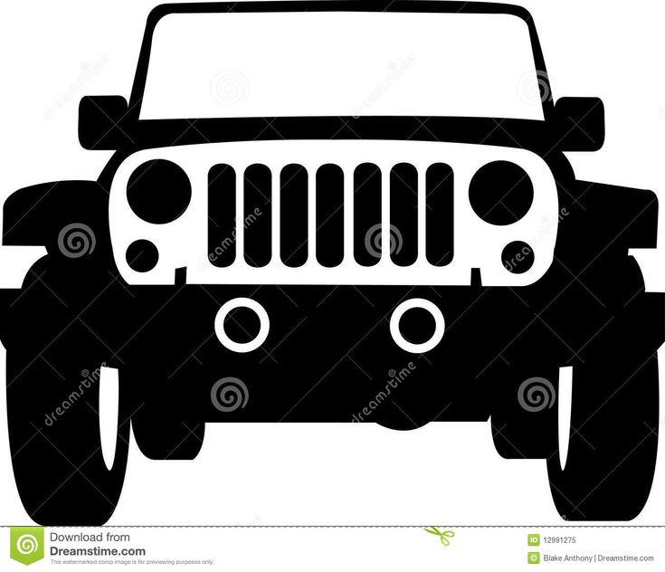 Line Drawing Jeep : Best images about transportation silhouettes