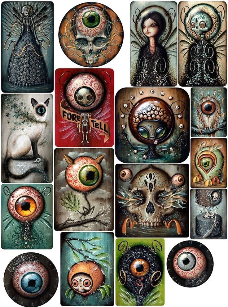Foretellalljpg 8001076 pixels pop art pop surrealism